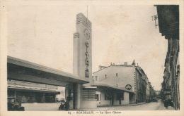 BORDEAUX - La Gare Citram - Bordeaux
