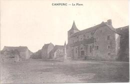 CAMPUAC - La Place - France