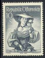 AUTRICHE /  1948 - 10 S. GRIS # 754A ** / COTE 45.00 EURO (ref T1124) - 1945-60 Neufs