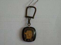 Porte Clef - C.A.M Crédit Agricole Mutuel (Année 50/60/70 Occasion 2 Photos) - Porte-clefs