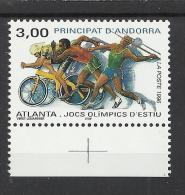 ANDORRA JUEGOS OLIMPICOS DE ATLANTA DEPORTE CICLISMO ATLETISMO - Verano 1996: Atlanta