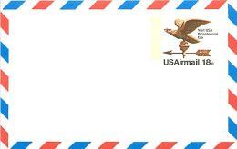 USA  -  Intero Postale  -  Stationery   -  Bicentennial  Era  18c. - 1961-80