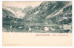 CH2374       GOESCHENENALP : Hotel U. Kehlegletscher - UR Uri
