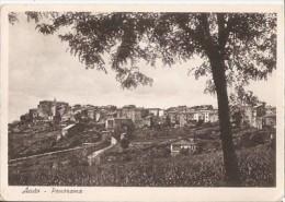 ACUTO ( FROSINONE ) PANORAMA - 1954 - Frosinone