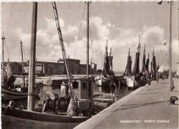 CESENATICO ( FORLI' ) PORTO CANALE - Forlì