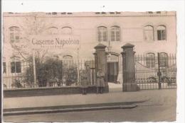 DUSSELDORF CARTE PHOTO DE LA CASERNE NAPOLEON AVEC SOLSATS DE GARDE - Duesseldorf