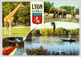 Lyon (69) - Parc De La Tête D´Or - Jardin Zoologique - Quelques Vues (3) - Lyon