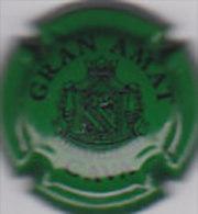 PLACA DE CAVA GRAN AMAT 13441 - Placas De Cava