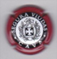 PLACA DE CAVA SEGURA VIUDAS - O683 - Placas De Cava