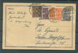 Fürstenberg 26.6.1923 GS Mit Zf  !  Ansehen !! (Del-1915) - Deutschland