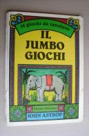 PFH/40 Astrop IL JUMBO GIOCHI Emme Ed.1979/GIOCHI A DADI/LA CORSA AD OSTACOLI - Giochi