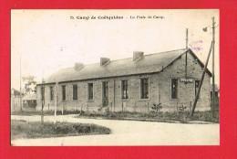 Camp De COËTQUIDAN  (Morbihan ) La Poste Du Camp - France