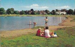 WIMBLEDON COMMON - RUSHMERE POND - Surrey