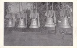 ANZOLA DELL´EMILIA(BOLOGNA) CARTOLINA RICORDO INAUGURAZIONE DI 5 NUOVE CAMPANE -5 OTTOBRE 1930 -FP - Bologna