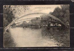 40468    Regno  Unito,   Bedford -  Suspension  Bridge,  NV(scritta) - Bedford