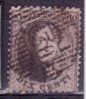 N°14 Distribution 130 EREZEE. TB Et RR - 1863-1864 Médaillons (13/16)