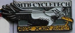 MTB CYCLETECH - RIDE YOUR BIKE  - VELO  -  CYCLISME - CYCLISTE -     (VELO) - Wielrennen