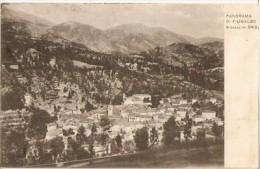 FIUMALBO ( MODENA ) PANORAMA 1921 - Modena