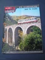 Vie Du Rail 1969 1194 OLBIA DESULO TRATALIAS STINTINO SANT'ANTIOCO SASSARI - Non Classificati