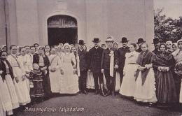 HUNG82  --  BESSENYOTELKI LAKADALOM  --  HOHZEIT, WEDDING,MARIAGE - Hungary