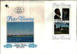 REPUBLIC OF SOUTH AFRICA, 1980, Paintings Pieter Wenning., First Day Cover Nr.S5 Block S5 - South Africa (1961-...)
