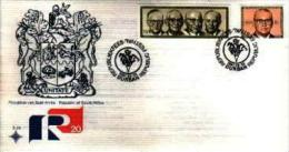 REPUBLIC OF SOUTH AFRICA, 1981, Republic 20th Anniversary, First Day Cover Nr 3.29 - South Africa (1961-...)