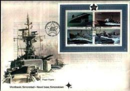 REPUBLIC OF SOUTH AFRICA, 1982, Marine Ships,  First Day Cover Nr S9, Block 11 - South Africa (1961-...)