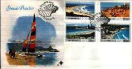 REPUBLIC OF SOUTH AFRICA, 1983, Tourism, First Day Cover 4.6 - South Africa (1961-...)