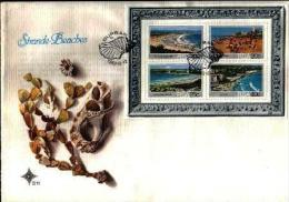 REPUBLIC OF SOUTH AFRICA, 1983, Tourism, First Day Cover S11 Block 13 - South Africa (1961-...)