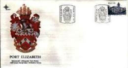 REPUBLIC OF SOUTH AFRICA, 1985, Buildings 12 Cent, First Day Cover 4.11.1 - South Africa (1961-...)