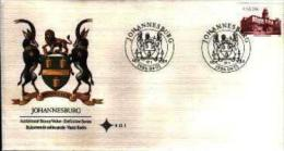REPUBLIC OF SOUTH AFRICA, 1986, Buildings 14 Cent, First Day Cover 4.15.1 - South Africa (1961-...)
