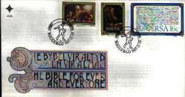REPUBLIC OF SOUTH AFRICA, 1987, Bible (3 Values),  First Day Cover 4.23 - South Africa (1961-...)