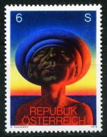 Österreich - Michel 1594 - ** Postfrisch - Gemälde Rudolf Hausner - Wert: 1,30 Mi€ - 1945-.... 2ª República