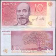 Estonia #new 10, 10 Krooni, 2006, UNC - Estland