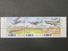 ISRAEL 1998 WAR OF INDEPENDANCE AIRCRAFT MINT SET - Israel
