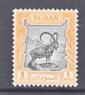 Sudan 98  *    FAUNA    Wmk. Multi SG - Sudan (...-1951)