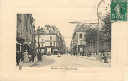 51 REIMS RUE CARNOT - Reims