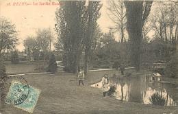 51 REIMS LE JARDIN ECOLE - Reims