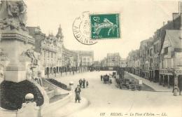 51 REIMS LA PLACE D'ERLON - Reims