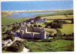 Sarzeau : Le Château De Suscinio - Vue Aérienne Vers La Mer - Le Village - Sarzeau