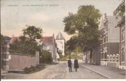 OTTIGNIES: Route Provinciale Et Chateau - Ottignies-Louvain-la-Neuve