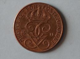 Suéde 5 Ore 1911 - Suède