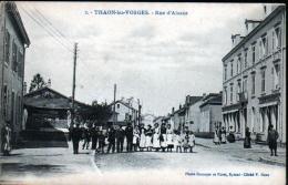 88 - THAON - LES VOSGES - RUE D'ALSACE - Thaon Les Vosges