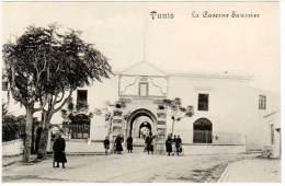 Tunisie, Tunis, La Caserne Saussier - Tunisie