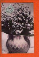 1 Cpa Fleurs Muguet - Fleurs, Plantes & Arbres