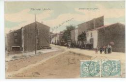 11 - THEZAN - Avenue De La Gare - Francia