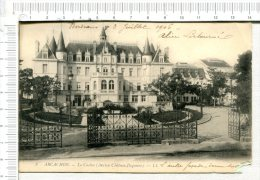 ARCACHON -  Le Casino - Ancien Château  Deganne - Arcachon