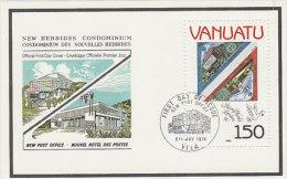 Vanuatu-1990 London 90 Souvenir Sheet  523 MNH - Vanuatu (1980-...)