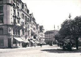 Chemin De Fer, Trambahn St Gallen, Photo 1925 (97a-33) - SG St. Gall