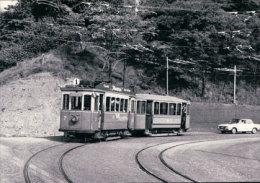 Chemin De Fer, Trambahn Schaffhouse, Photo 1964 BVA 19 1 Sch ST - SG St. Gall